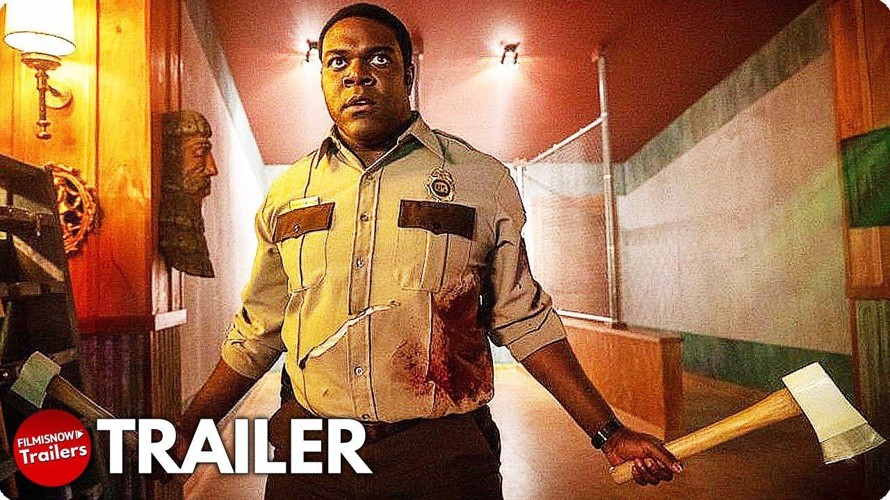 WEREWOLVES WITHIN Trailer (2021) Horror Comedy Movie