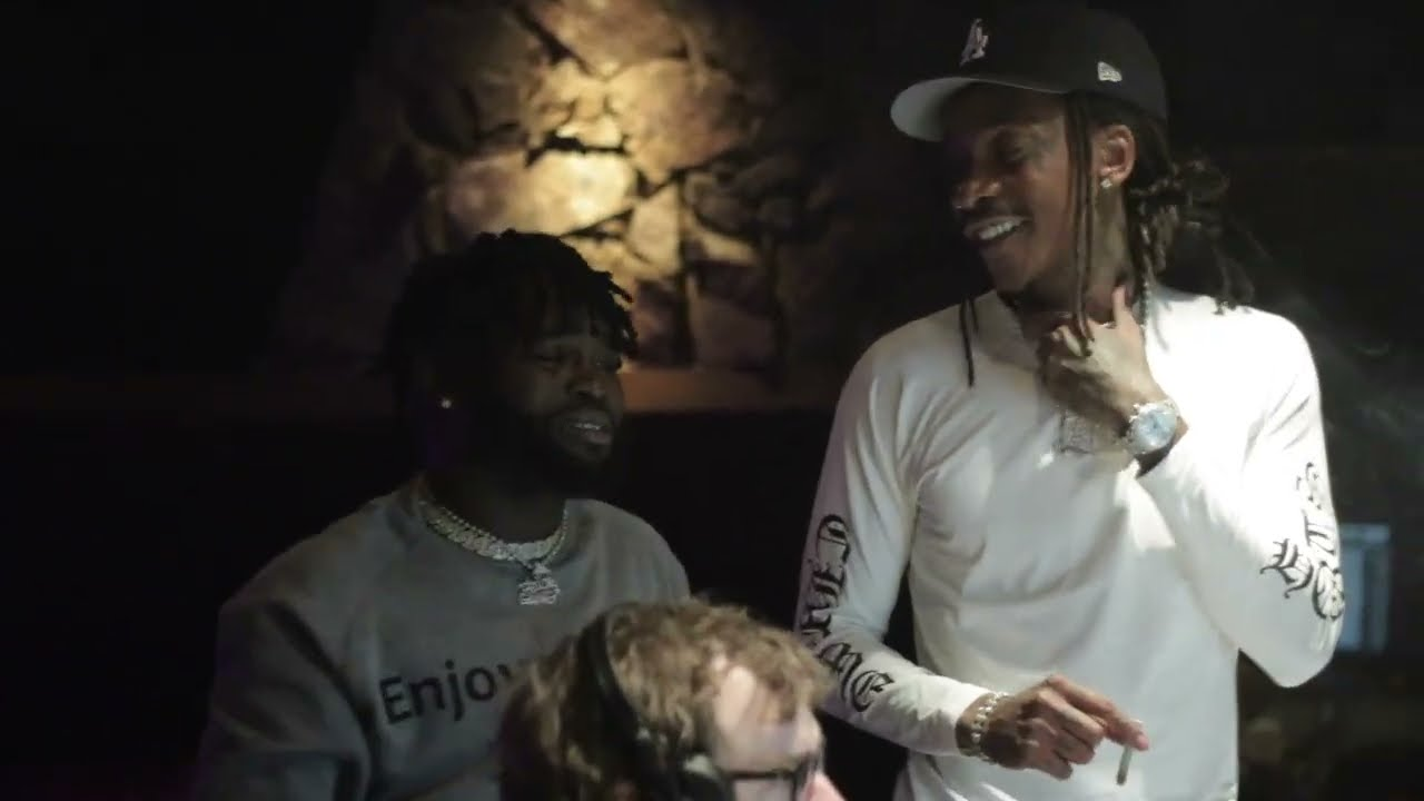 Wiz Khalifa - DayToday - Working w/ Narissa (she raps but she can sang)