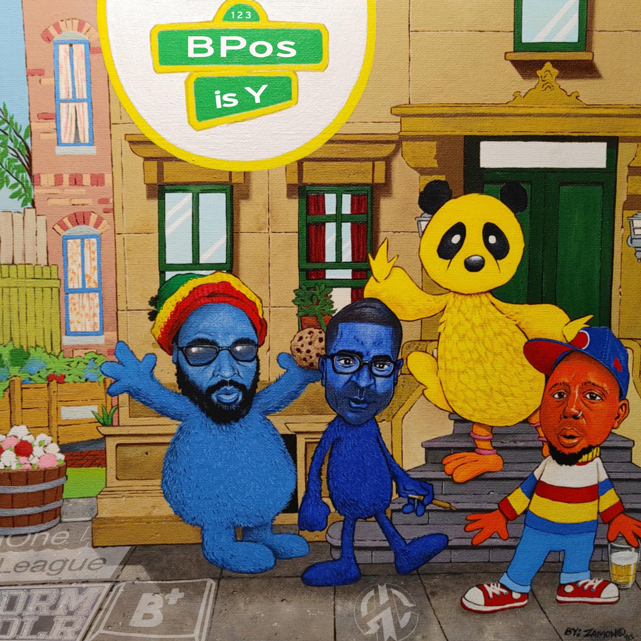 BPos drops 7th Full Length LP 'BPos is Y'