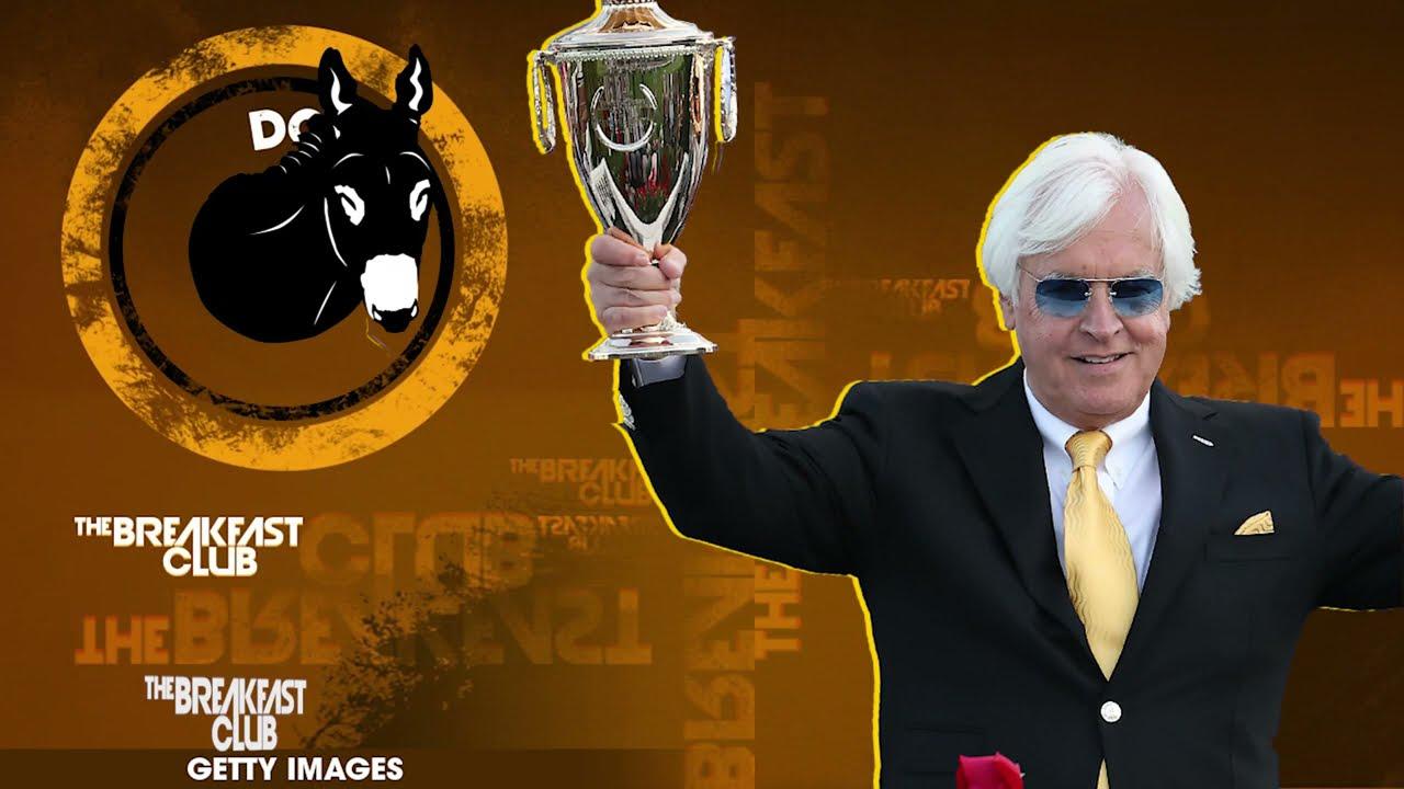 Bob Baffert Says 'Cancel Culture' Has Infiltrated Horse Racing, Trump Calls Winning Horse A Junkie