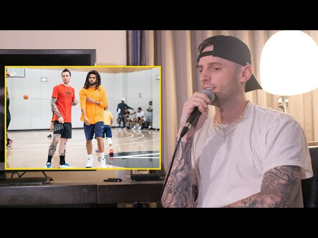 Chris Brickley on training J. Cole & predicting his professional debut