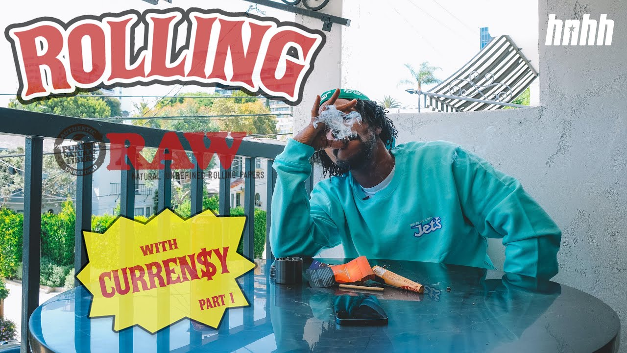 Curren$y Discusses Making His Own Strain & Stuffing Cones | HNHH's How To Roll