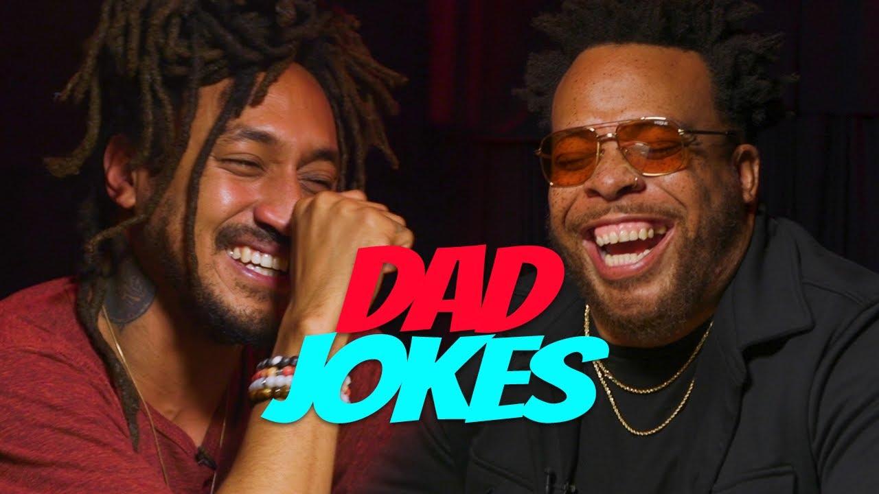 Dad Jokes | Patrick vs. Tahir (Sponsored by Boost Mobile) | All Def