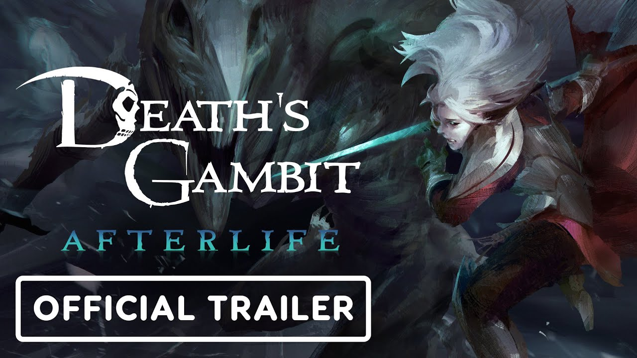 Death's Gambit: Afterlife - Official Trailer | Summer of Gaming 2021