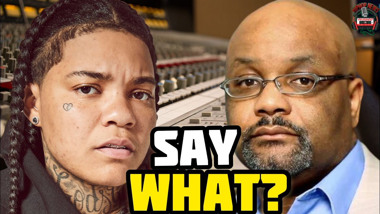 Dr Boyce Watkins Set The Industry On Fire With His Words About Young M.A!