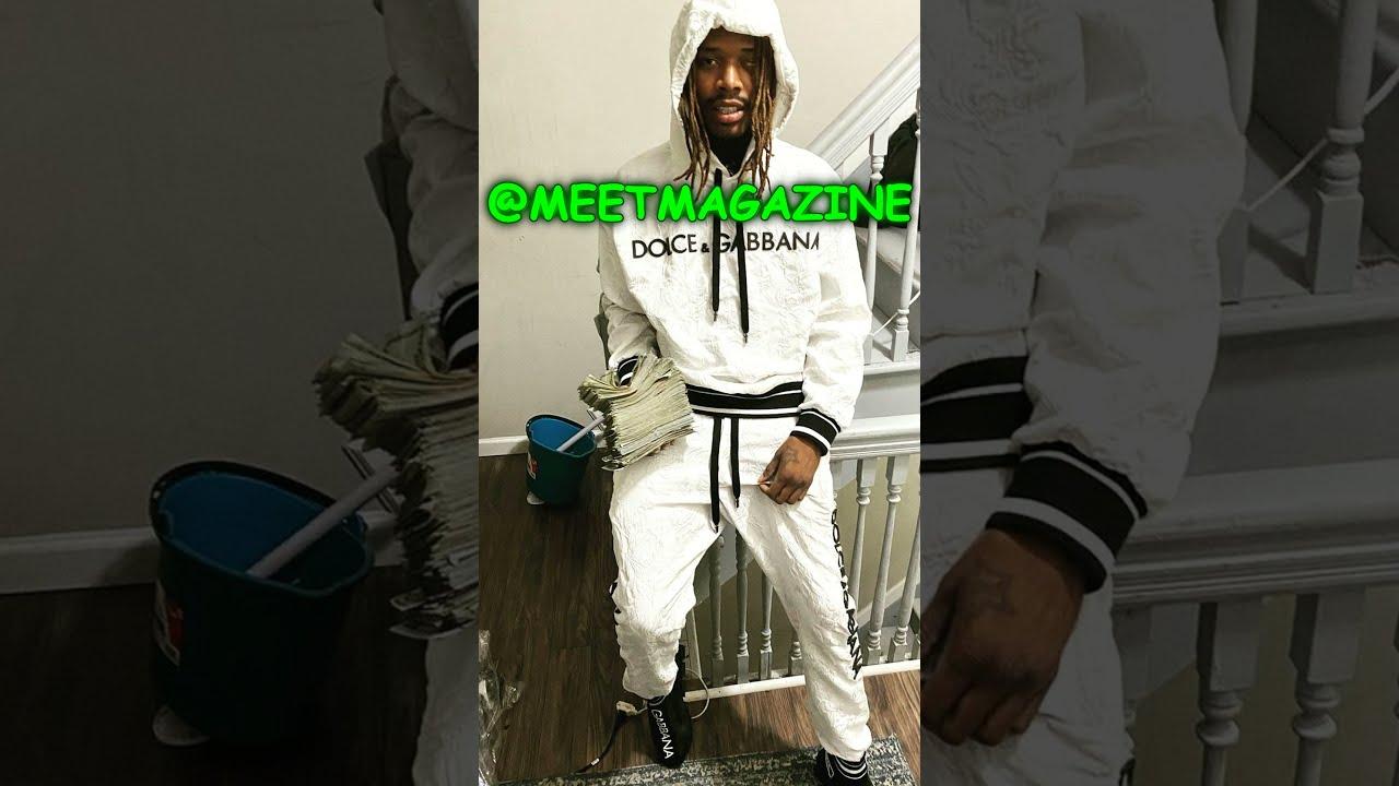 Fetty Wap wants to feel pretty! Rapper low self esteem confession on Instagram stories! #Shorts