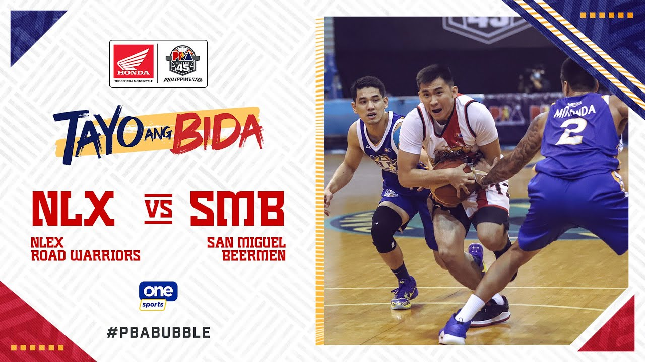 Full Game: NLEX vs San Miguel | PBA Philippine Cup 2020