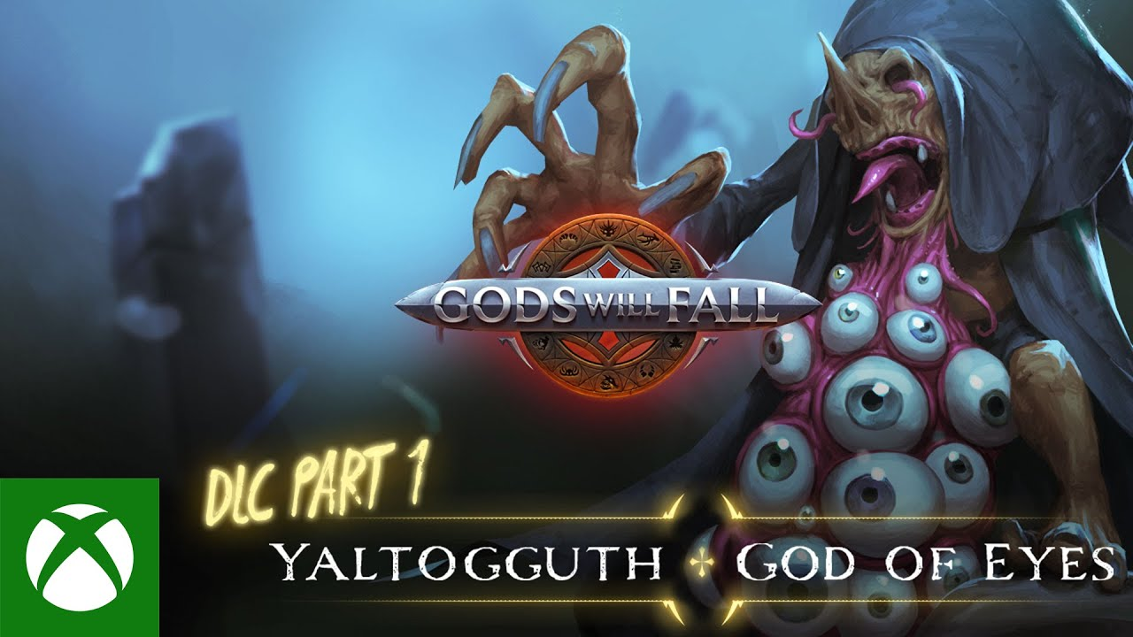 Gods Will Fall - Valley of the Dormant Gods DLC Part 1