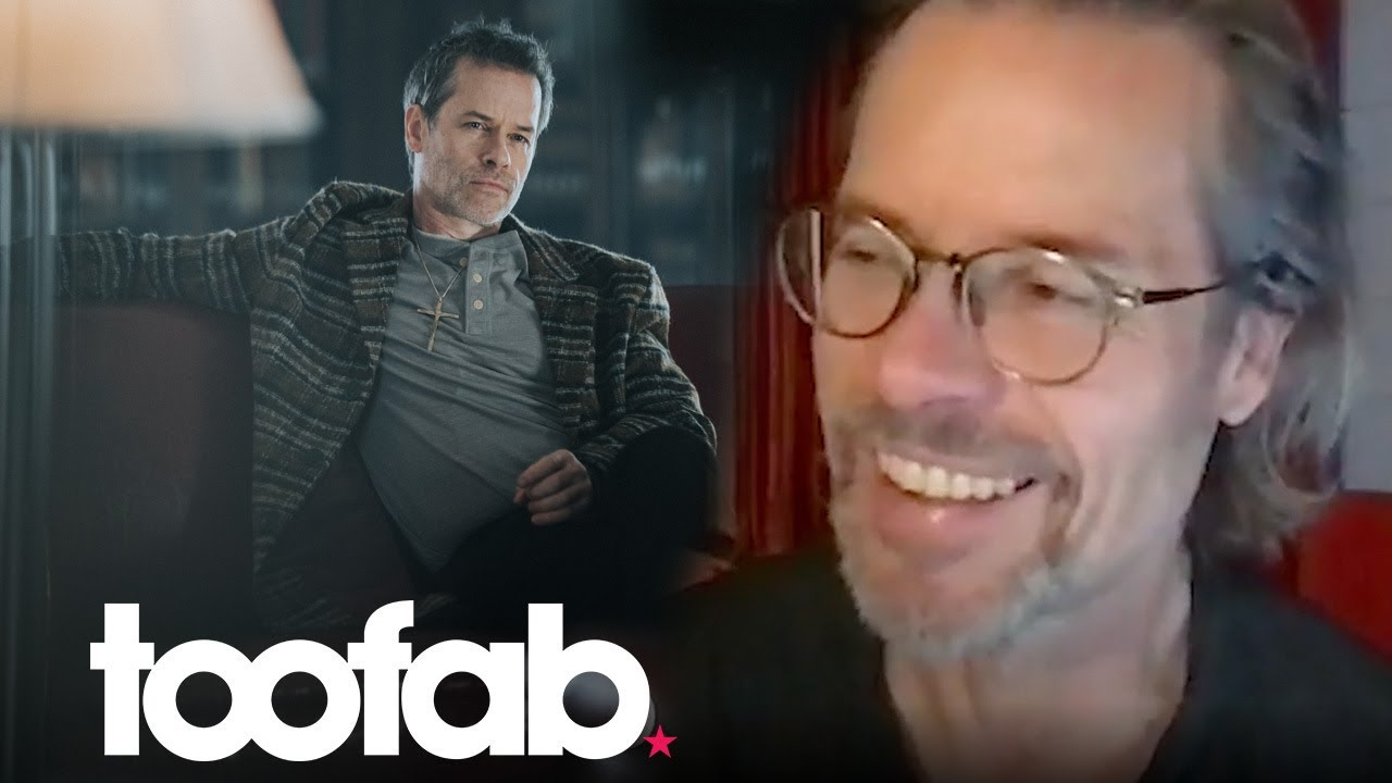 Guy Pearce on Religion, Mentors & New Horror Movie | toofab