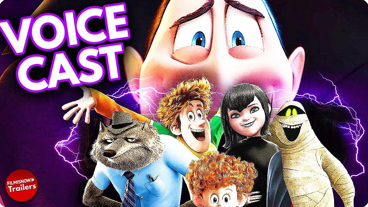 HOTEL TRANSYLVANIA 4: TRANSFORMANIA Voice Cast and Trailer (2021) Animated Movie