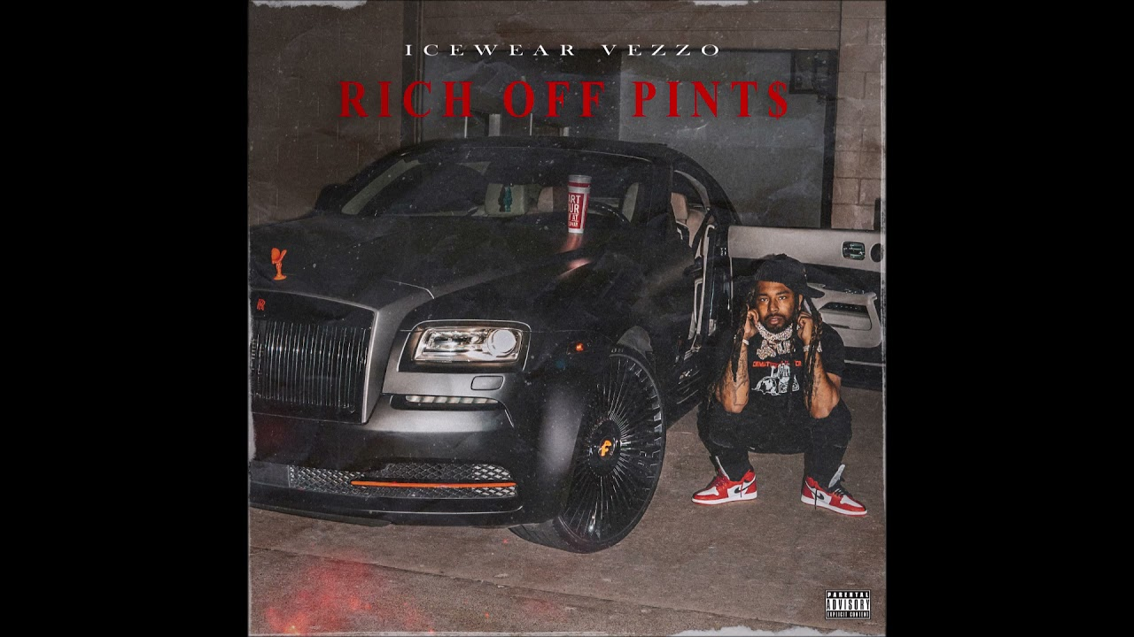 """Icewear Vezzo feat. EST Gee - """"Kobe Bryant"""" OFFICIAL VERSION"""