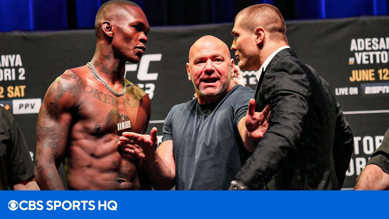 Israel Adesanya vs Marvin Vettori, Nate Diaz, Deiveson Figueiredo & MORE   UFC 263 Preview