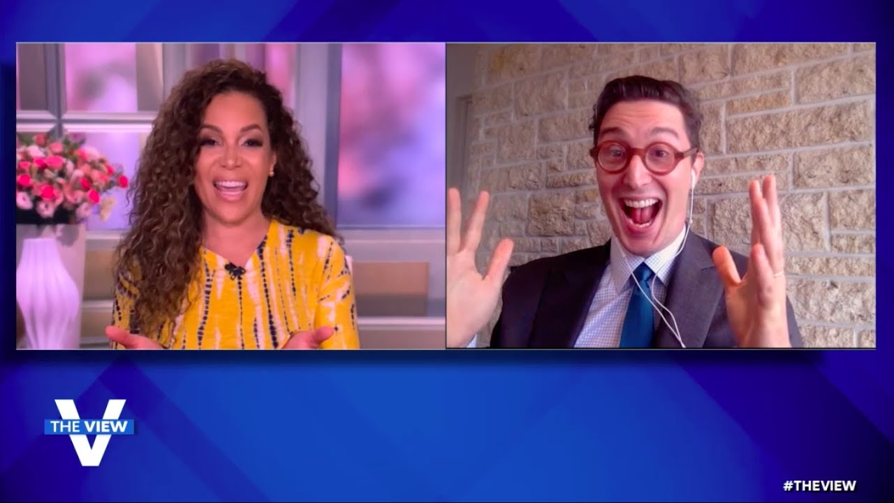 """""""Jeopardy!"""" Champion Buzzy Cohen Discusses Guest Hosting Tournament of Champions 