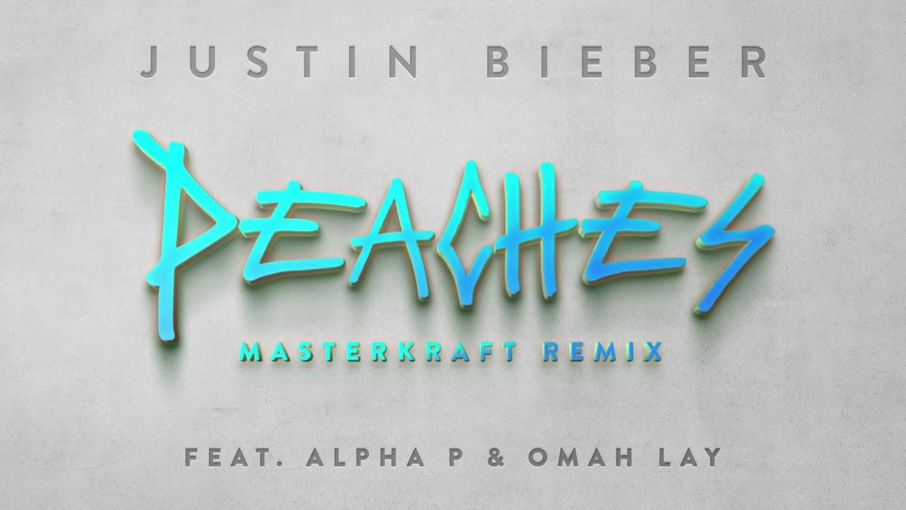 Justin Bieber - Peaches (Masterkraft Remix) ft. Alpha P & Omah Lay