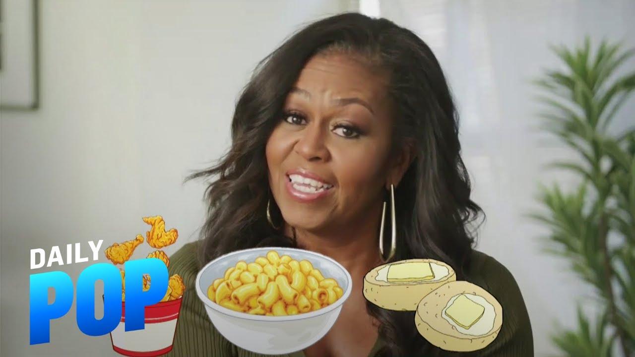 Michelle Obama's Favorite Foods & Barack Obama's Hidden Talent   Daily Pop   E! News