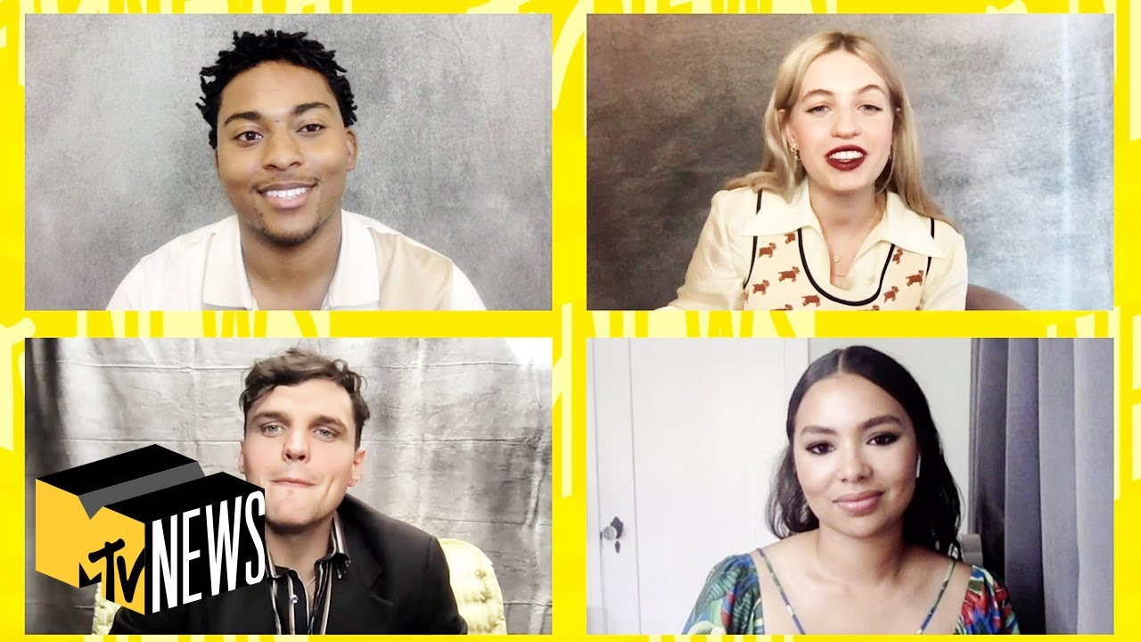 'Panic' Cast on Top 5 Moments from New Amazon Prime Show   MTV News