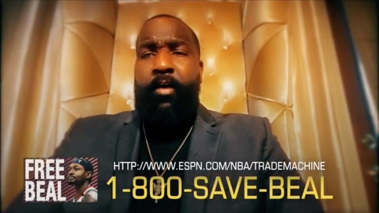 Perk: Call 1-800-SAVE-BEAL to help free Bradley Beal from the Wizards | Hoop Streams