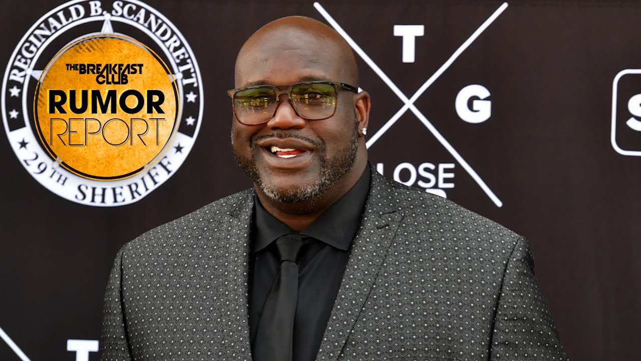 Shaquille O'Neal Talks Joining Miami Heat, Ciara & Russel Wilson Donate $35,000