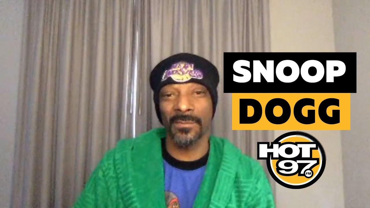 Snoop Dogg Shares Classic DMX Stories, + Talks Jake Paul, Sasha Banks, AEW, Sports Future & Album!