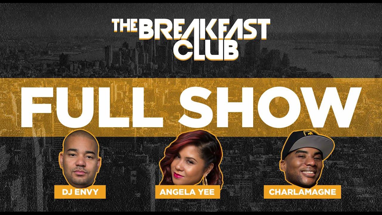 The Breakfast Club - FULL SHOW - 04-22-21