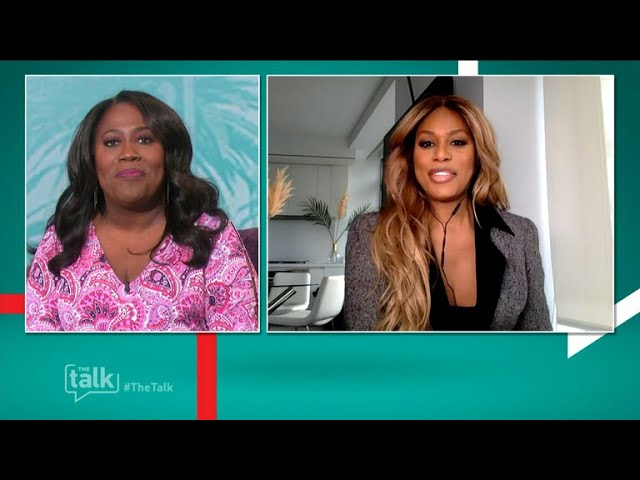 The Talk - Laverne Cox on Arkansas Outlawing Youth Gender-Affirming Treatment
