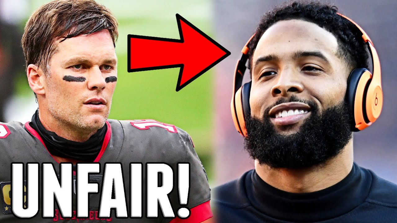 Tom Brady Wants Tampa Bay Buccaneers To Trade For Odell Beckham Jr