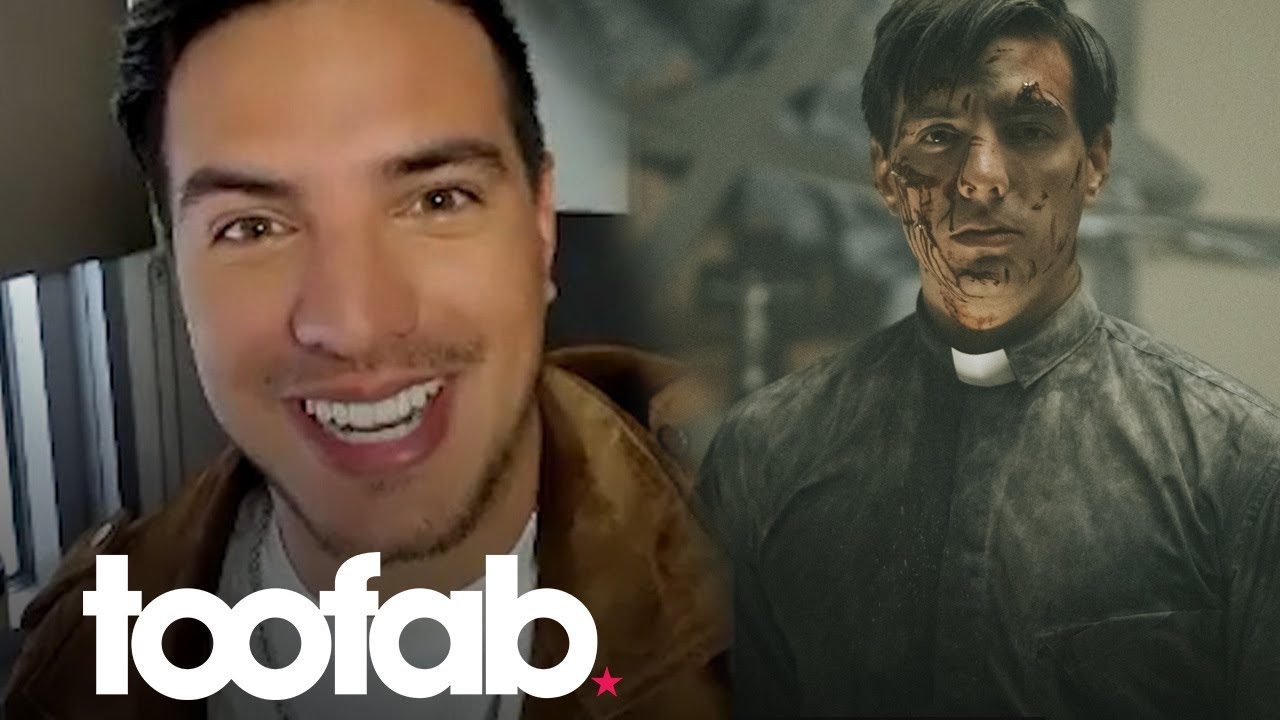 Vadhir Derbez Takes His Career to the Next Level with New Horror Film   toofab