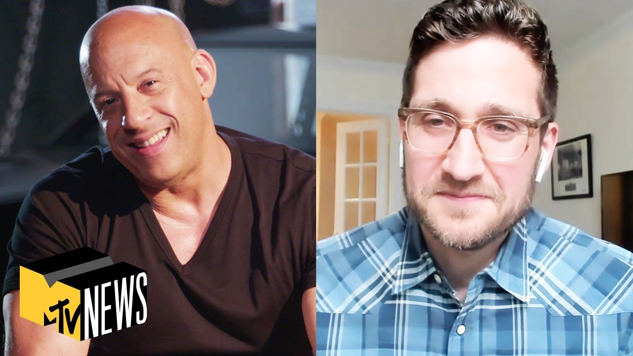 Vin Diesel on 'F9: The Fast Saga' & the Future of the Franchise | MTV News