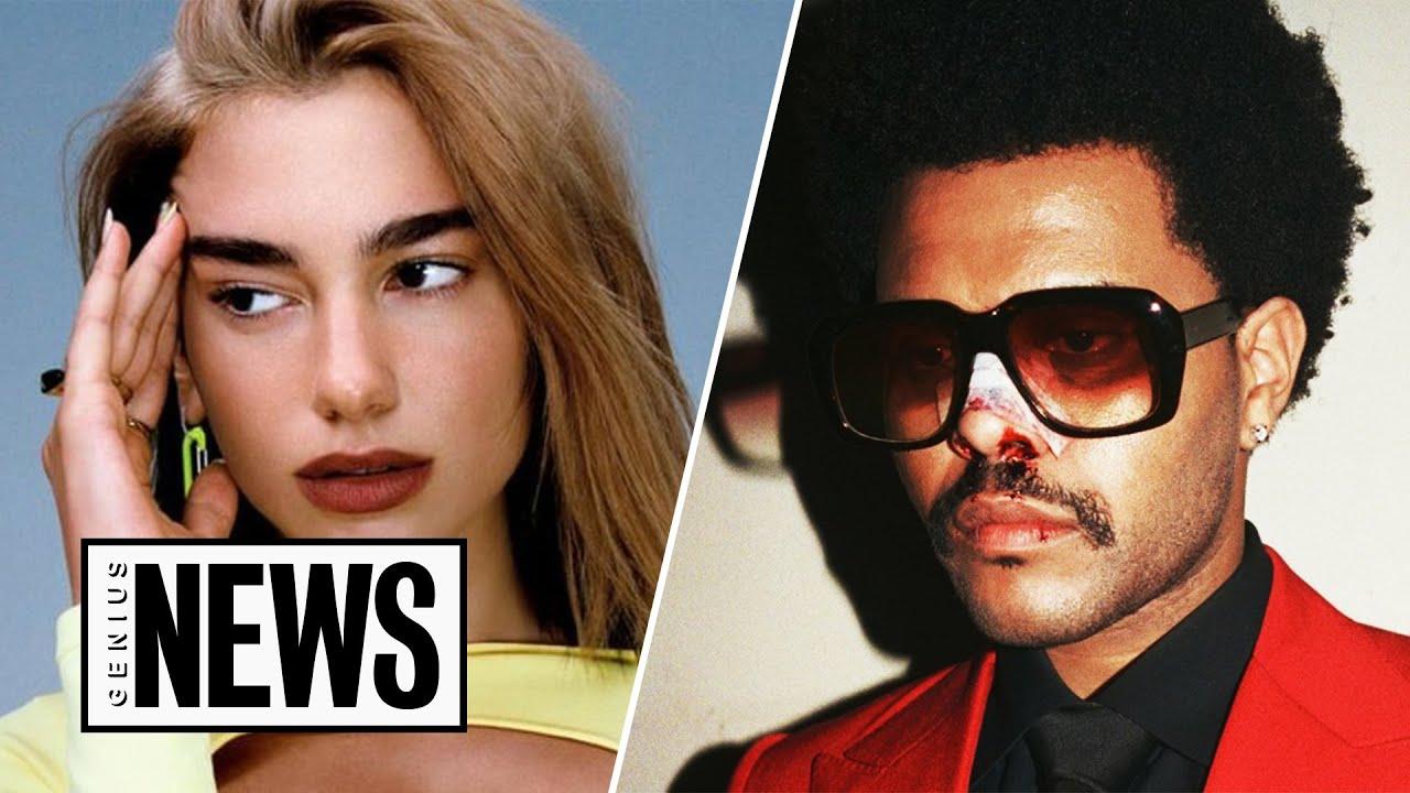 Why The Weeknd & Dua Lipa Sound Like The 80s   Genius News
