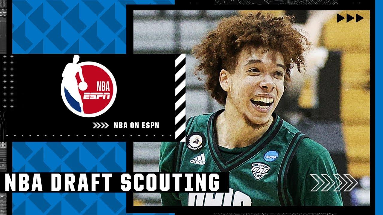 2021 NBA Draft prospect Jason Preston's film session with Mike Schmitz | NBA Draft Scouting