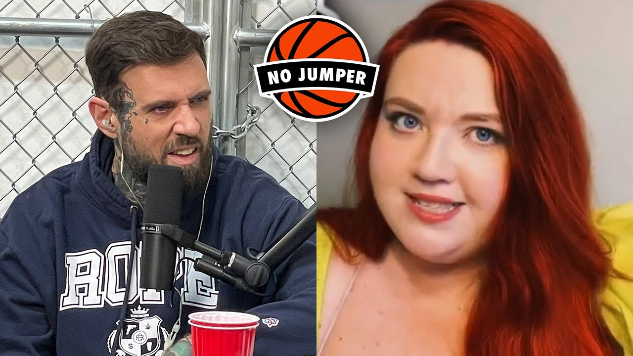 Adam22 Loses It on Woman Saying If You Won't Date Her You're Fatphobic