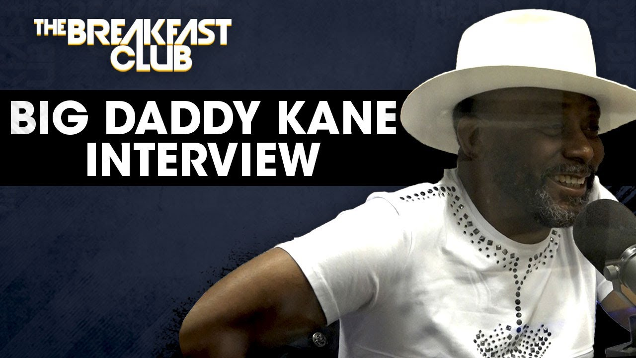 Big Daddy Kane Talks Influence On The New School, New York Hip Hop Dominance, New Podcast + More