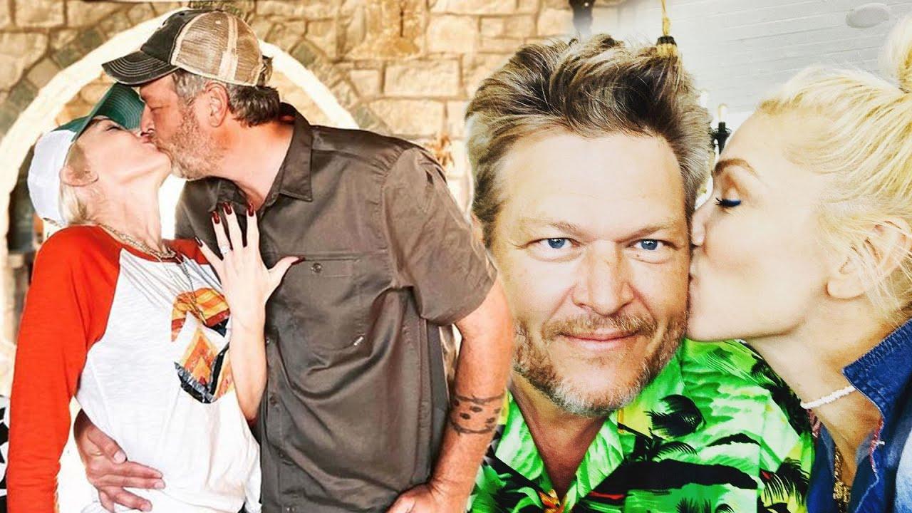 Blake Shelton and Gwen Stefani Are MARRIED!