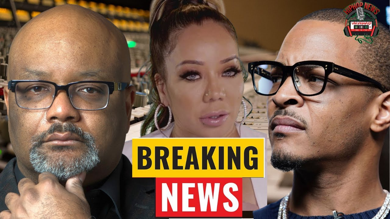 """BREAKING: T.I. Finally Responds To The Sexual Abuse Allegations Against Him """"Them Lying B*ches"""""""