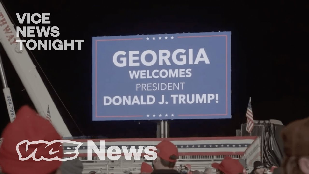 Georgia May Be the Next State to Recount 2020 Ballots...Again
