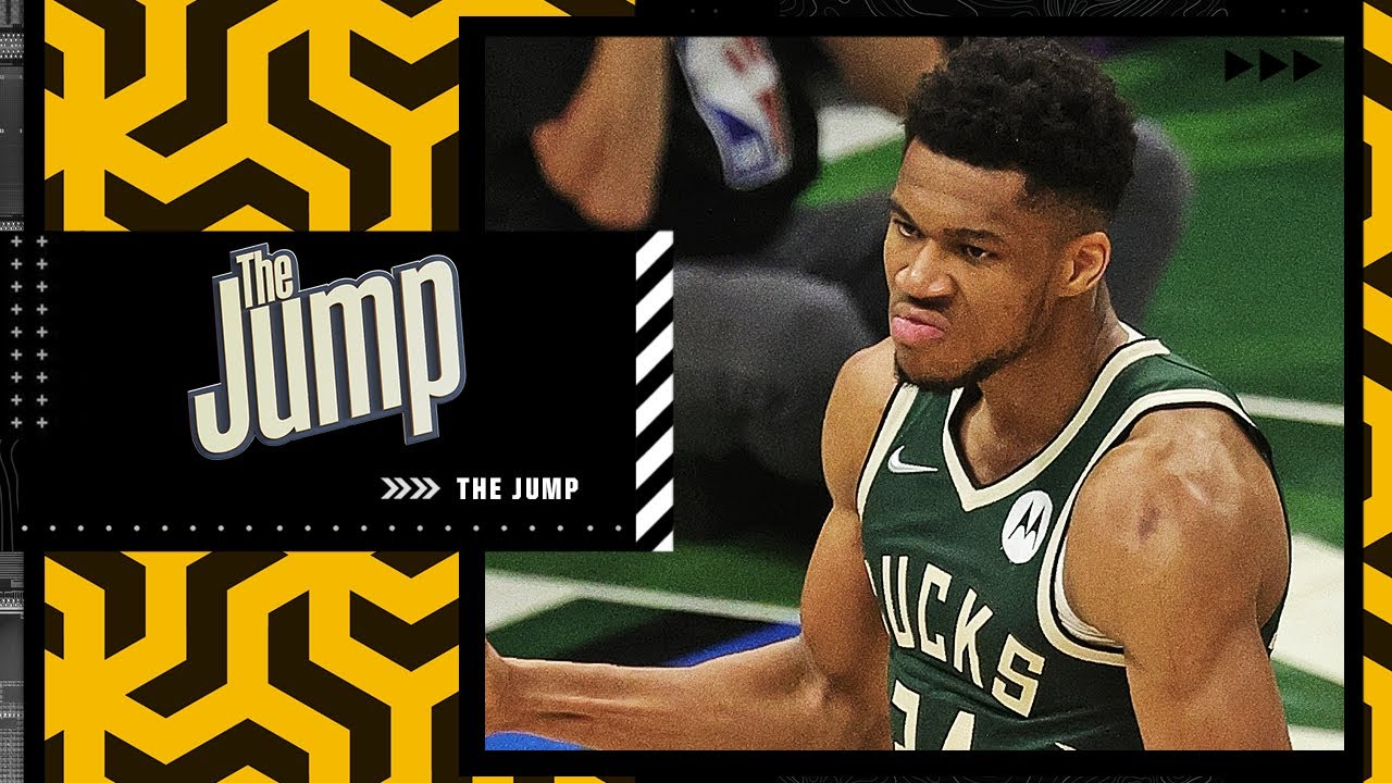'Giannis Antetokoumpo is the most dominant player in the NBA' - Kendrick Perkins 👀 | The Jump