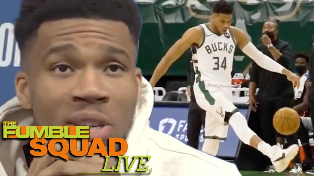 Giannis Antetokounmpo DISRESPECTS Heat By Playing Soccer During Game 2 Blowout