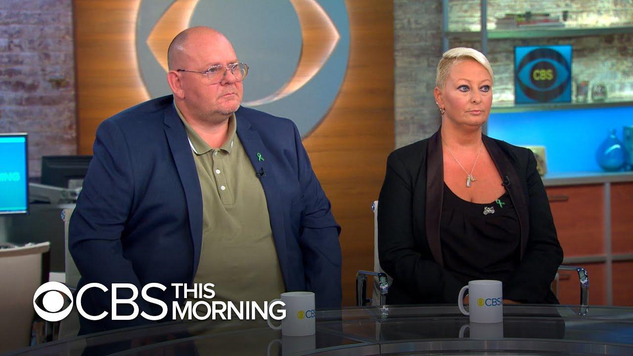 Harry Dunn's parents on U.S. civil lawsuit