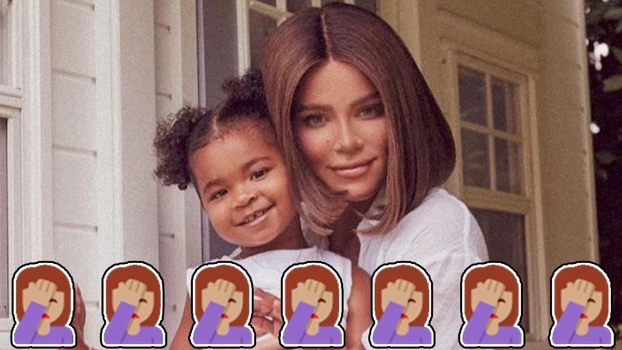 Khloe Kardashian DRAGGED For Using A Tan Skin Emoji On Twitter!