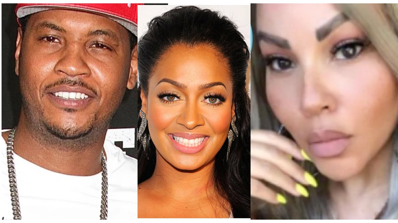 Lala Anthony husband Carmelo Anthony gets Exposed he got Dirty D allegedly gives side chick 2 SEEDS