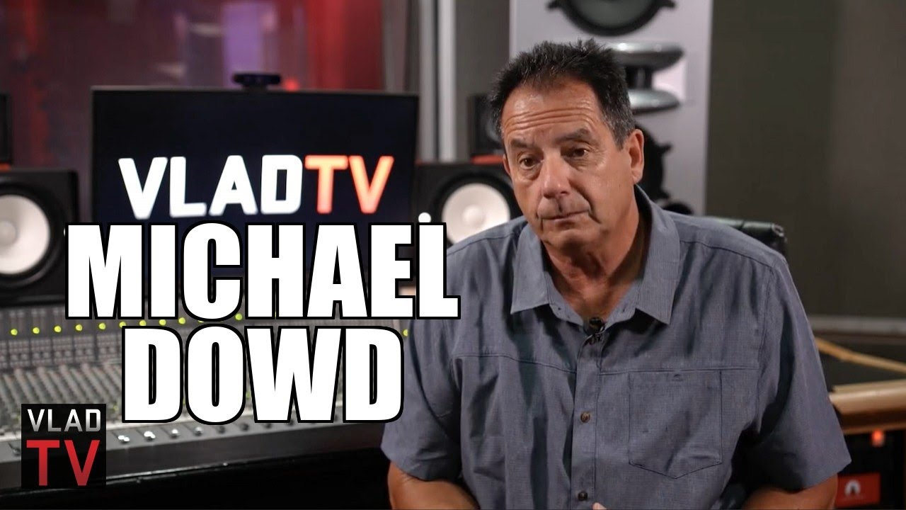NYPD Cop Michael Dowd on Navigating Prison: You Either Protect Yourself or Suck a D*** (Part 15)