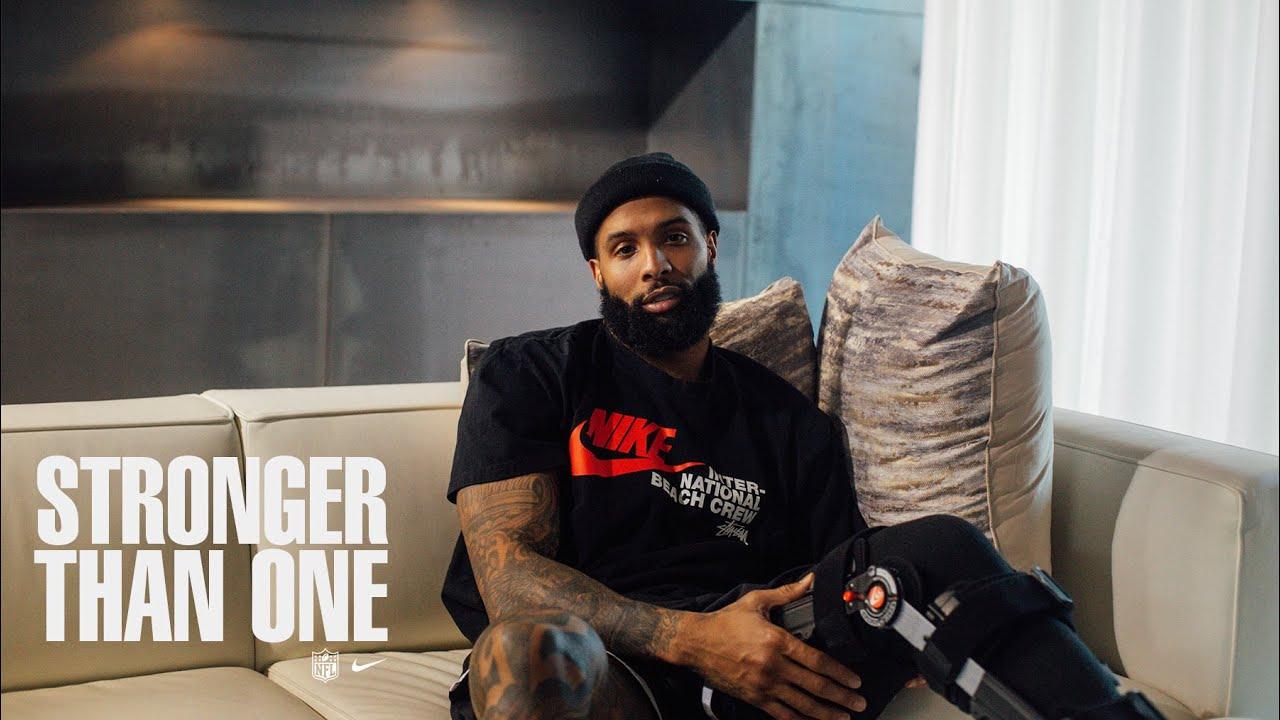 OBJ | Stronger Than One | Nike