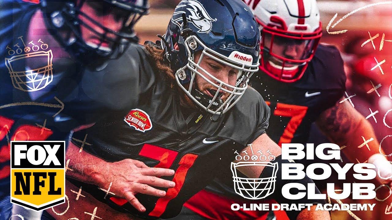 Quinn Meinerz 'unique' training prepared DIII star for NFL future   The Big Boys Club   FOX NFL
