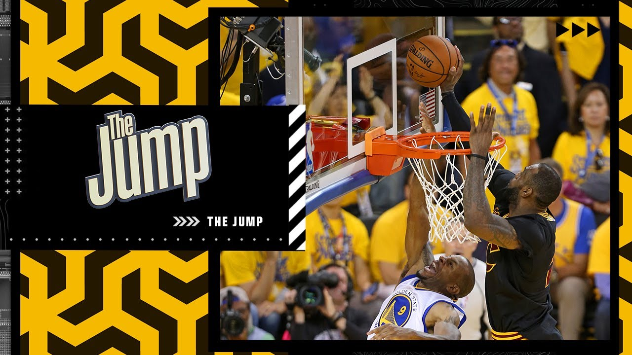 Relive the best NBA Playoff blocks EVER‼️ 🍿 | The Jump