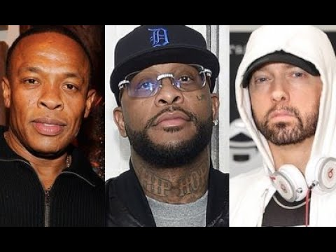 """Royce da 5'9"""" On Eminem Playing Dr. Dre His Demo """"He Called Me The Next Day To Work On The Chronic"""""""