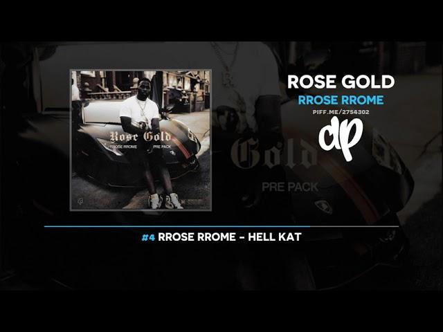 RRose RRome - Rose Gold (FULL EP)