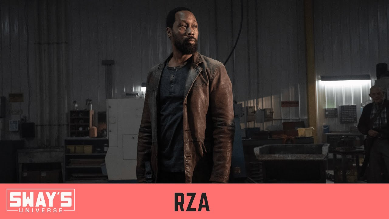 RZA Talks New Movie 'Nobody' and Speaks On ODB's Addiction | SWAY'S UNIVERSE
