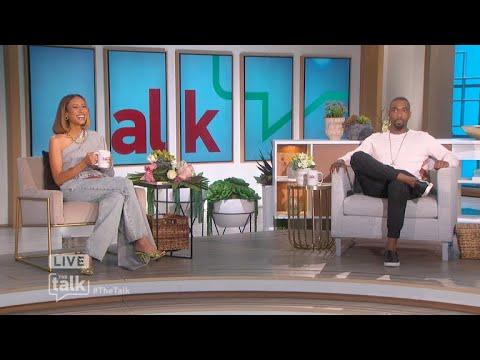 The Talk - Jay Pharoah on Michael B. Jordan Going Public with Lori Harvey