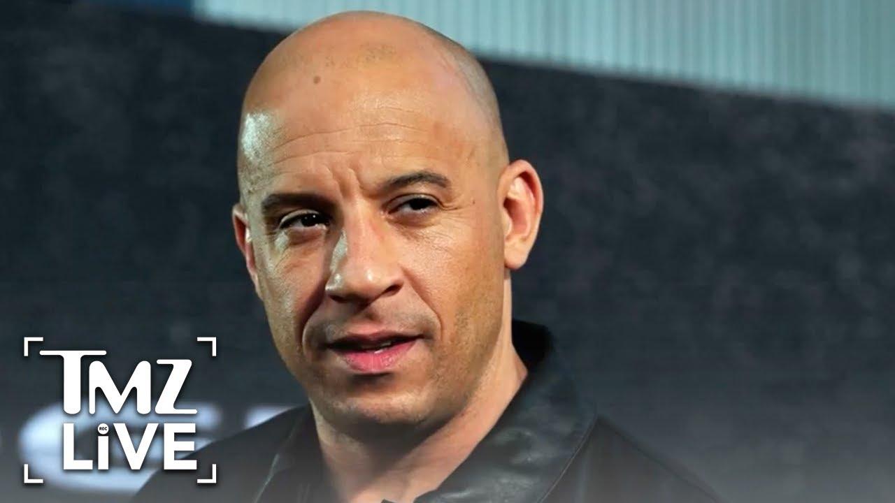 Vin Diesel's Security Draws Complaints | TMZ Live