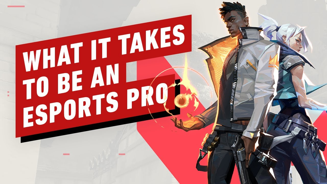 What It Takes To Be An Esports Pro
